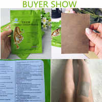 KONGDY 40 Stück Schmerzen Patch 7X10cm Sanitäts Gips Joint Arthritischen Bein Schmerzen Linderung Pad
