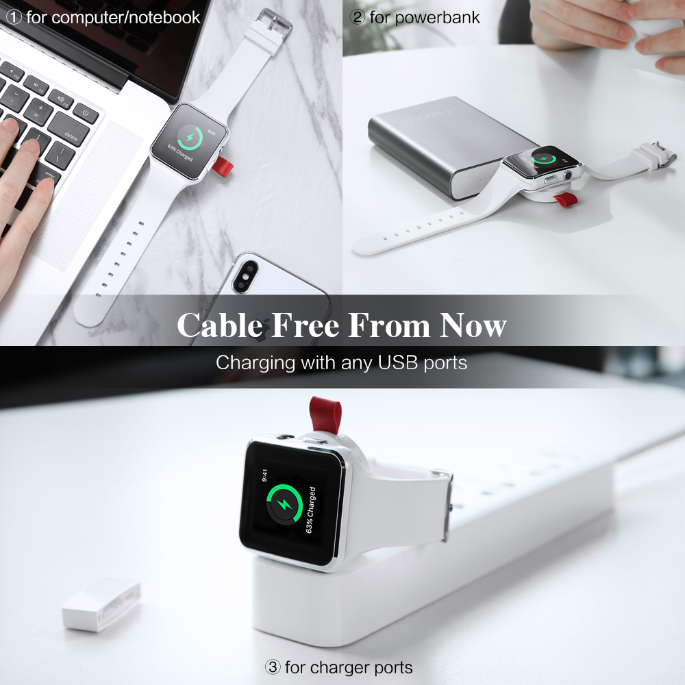 Watch USB Pocket Charger 1