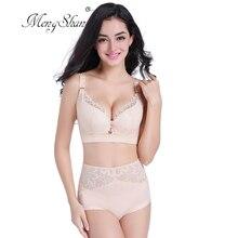 plus size bra  Extra-large underwear suit DEF cup fat mm 300 kg fattening closure adjustment + push up
