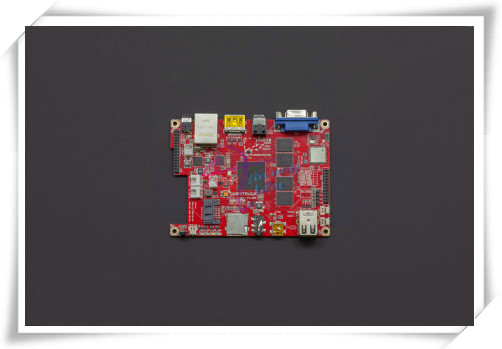 Modules Genuine Cubietruck - Cubieboard 3 kit, A20 Cortex A7 Dual-Core Development Board 1G DDR3 8G NAND Flash with Case/cable