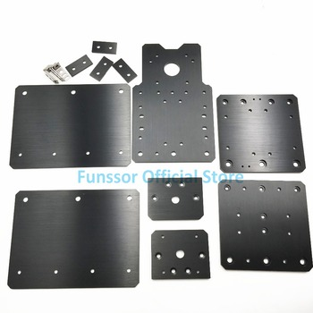 Workbee CNC aluminum Plate Sets CLead Screw Driven) for Workbee CNC router parts