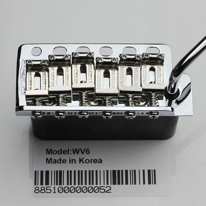 Korea-ST-Guitar-Wilkinson-WV6-Tremolo-Br