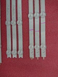 Image 2 - Neue kit 10 stücke led hintergrundbeleuchtung streifen Ersatz FÜR LG 42LA620V 6916L 1412A 6916L 1413A 6916L 1414A 1415A 1214A 1215A 1216A 1217A