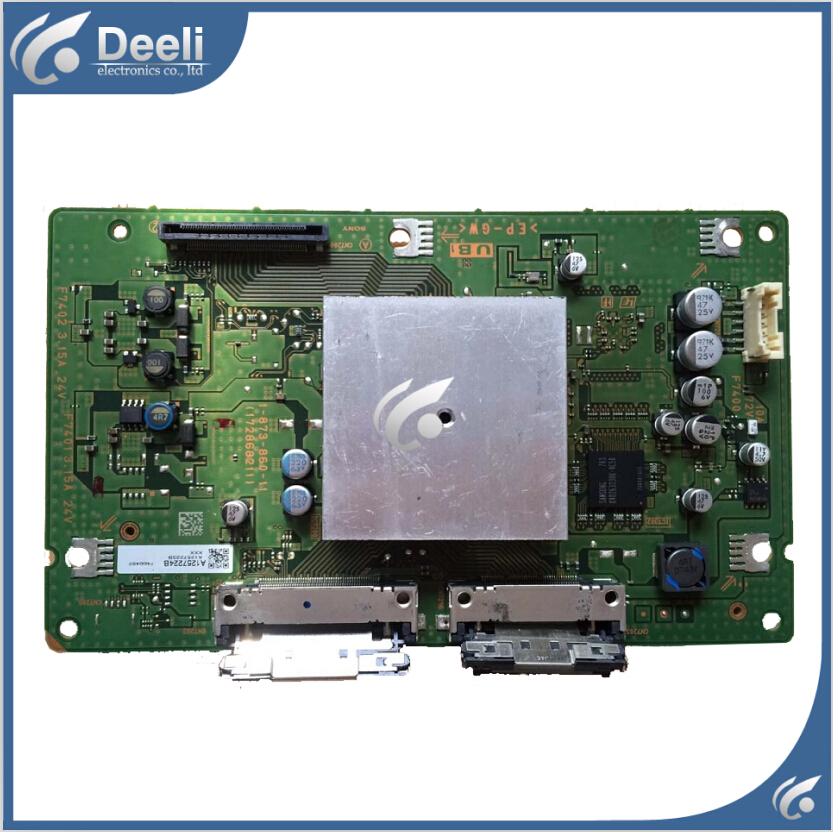 все цены на  Working good 95% new original for Logic board KLV-46W380A 1-873-860-11 LTY460HH-LH T-CON board  онлайн