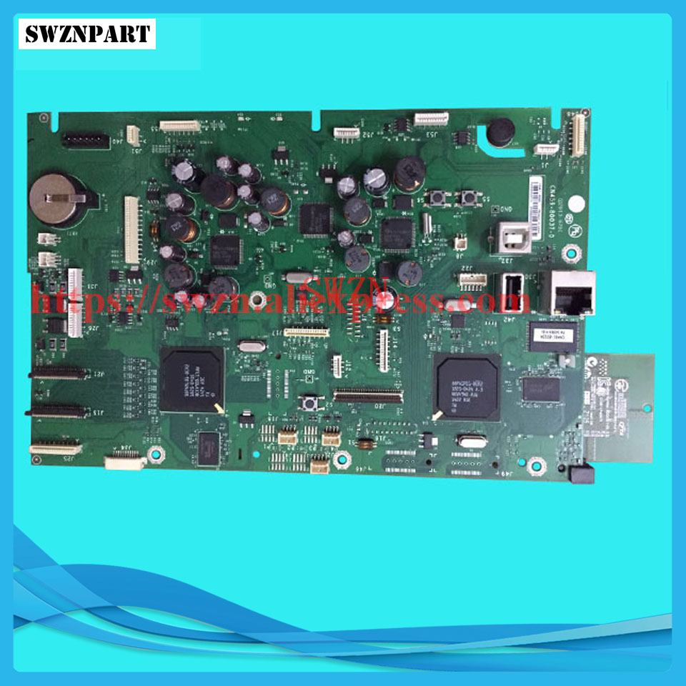 все цены на FORMATTER PCA ASSY Formatter Board logic Main Board MainBoard For HP X476DW DN  CN461-67002 CN463-80023 онлайн