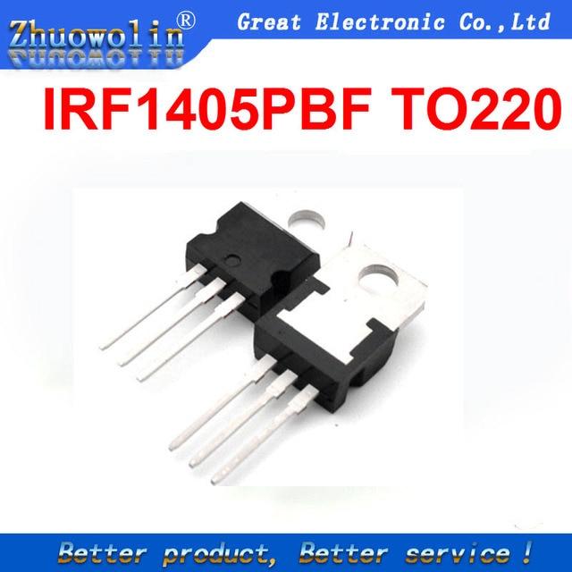 1pcs/lot IRF1405PBF TO 220 MOS Transistor-in Integrated Circuits - mos transistor