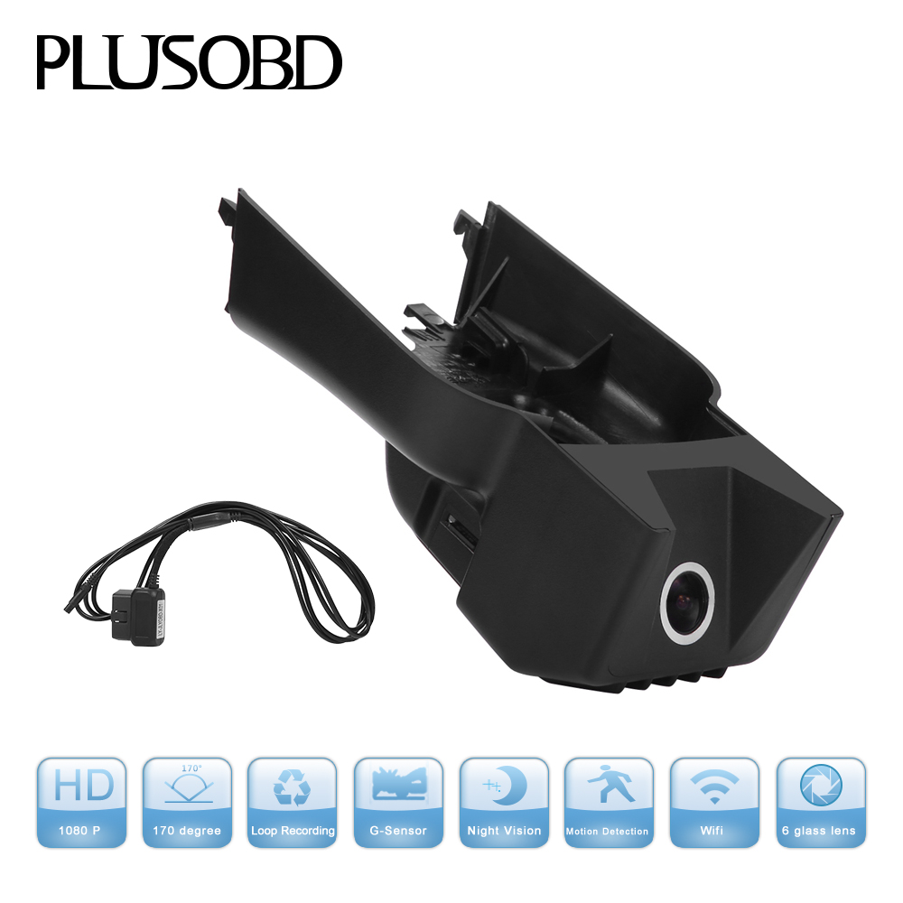 Car DVR Camera For Benz GL M R 164/X164/251 DVR Dash Cam Night Vision Dash Camcorder 170 Angle 30Fps 1080P WDR Hidden Install