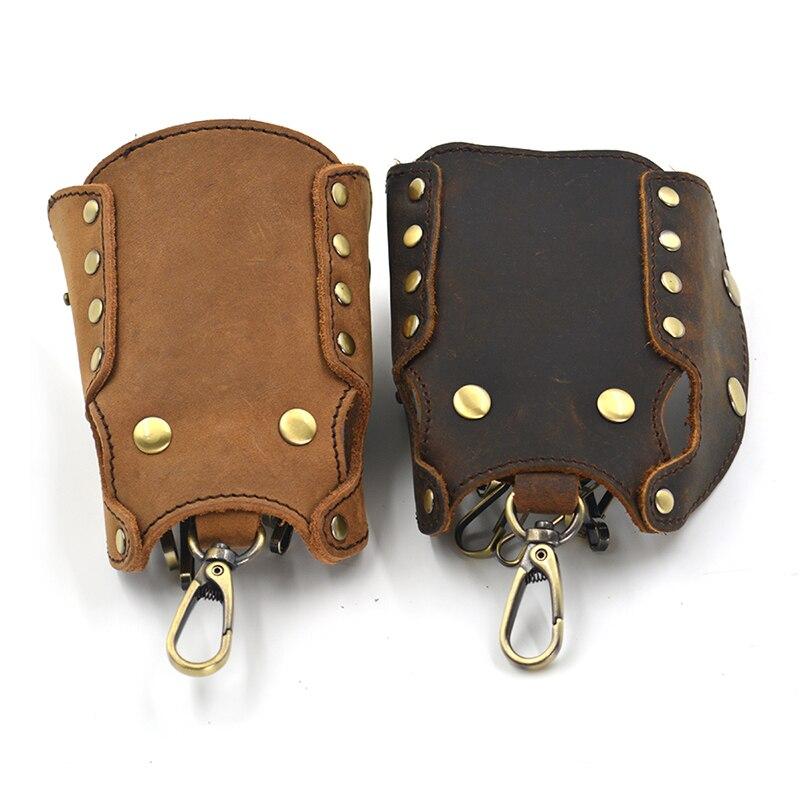 novo cavalo louco genuíno bolsa Materical : Crazy Horse Genuine Leather