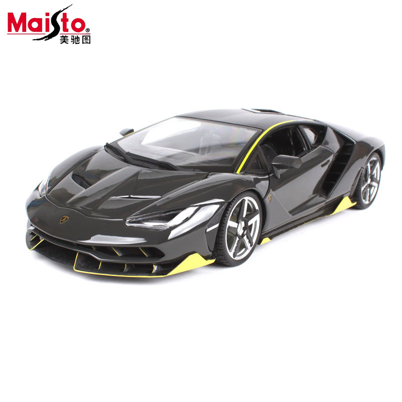 Maisto LP770-4 1:18 Scale Alloy Sports Car Model Diecasts & Toy Vehicles High Quality Collection Boys Toys Gift maisto 1959 cadillac eldorado biarritz 1 18 scale alloy model metal diecast car toys high quality collection kids toys gift