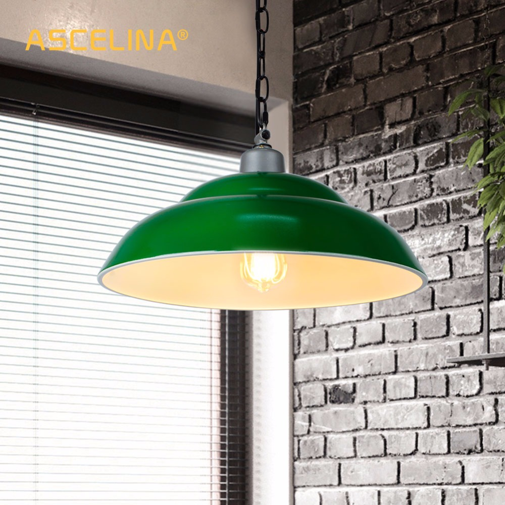Pendant Lights Modern Pendant Ceiling Lamps Loft Luminary American Country Hanging Lamp Pot Type Light Fixtures Lighting Light
