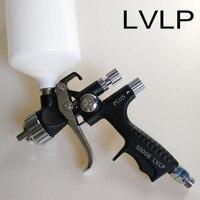 Professional пистолет распылитель LVLP 1,3 мм Nozzler краски пистолеты распылители Аэрограф Для ing пистолет