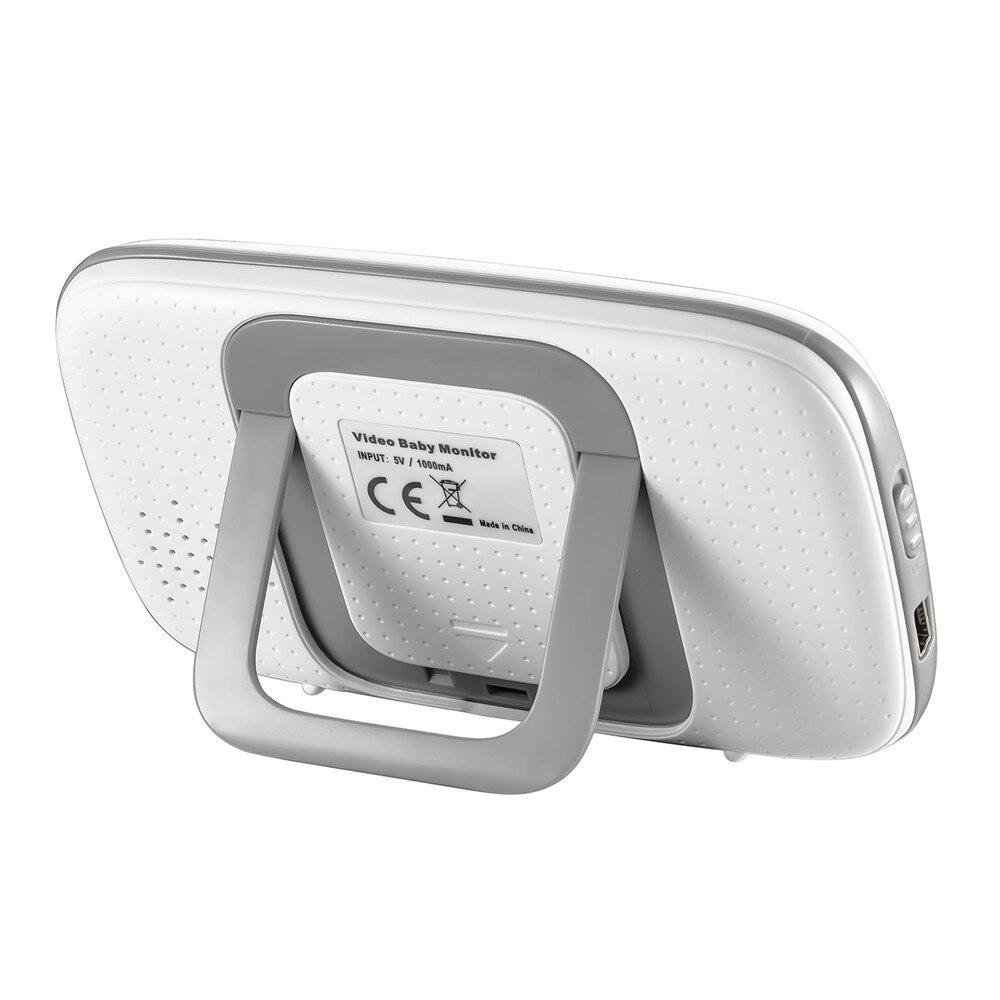 SSICON Video Color Baby Monitor 3.2 Inch Wireless High Resolution Baby Nanny Wifi Camera Night Vision Temperature Monitoring