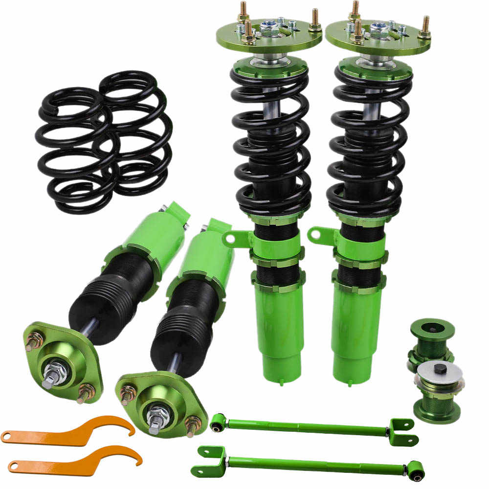Coilover Suspension For BMW E46 3 Series 98 06 Adjustable