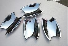 ABS Автомобилей Дверные Ручки Bowl Обложки Гвардии Обложка 4 шт. Для BMW X3 F25 2011-2015