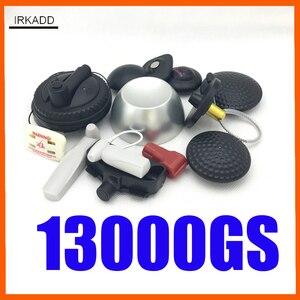 Image 1 - Golf etiketi detacher eas 13000GS evrensel manyetik etiket sökücü eas sensörü etiketi detacher ücretsiz kargo