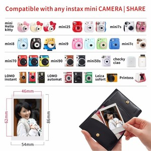 Image 4 - Original Fujifilm Fuji Instax Mini 9 8 Stripe Film 10 Sheets For 70 50s 7s 90 25 Share Instant Cameras Rainbow Macaron Comic