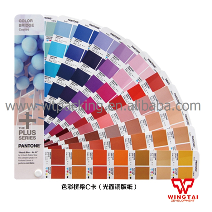 2017 newest gp6102n pantone color bridge coated uncoated set fabric color books in measuring analysing instrument stocks from home improvement on - Pantone Color Book