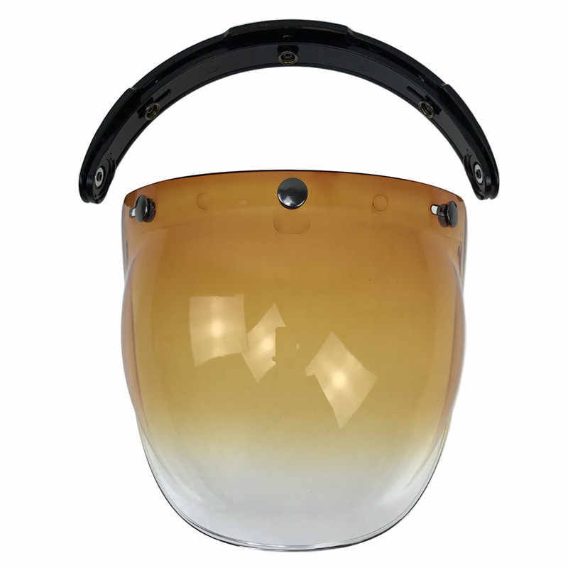 5046049d ... Professional motorcycle helmet Bubble shield UV400 protection Do it  your self 3/4 Jet helmet ...