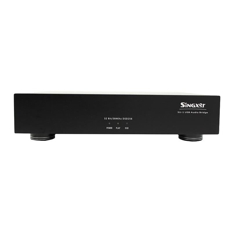 Newest Professional Singxer SU-1 XMOS XU208 USB Digital Interface with CPLD DSD256 DOP,HDMI Socket Output I2S,WCLK/Clock su gx 5s r