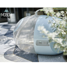 Products for cats Carriage the Cat Pet Stroller Dogs cage Animals Space Capsule  Breathable Carrier