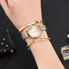 ZONMFEI Brand watches for women rhinestones band 2019 new popular designer wrist watch with stainless steel bracelet watch set