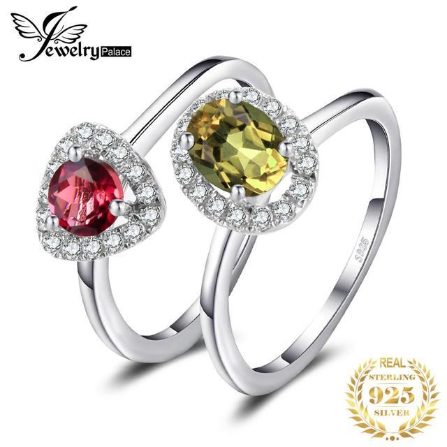 Genuine Tourmaline Ring