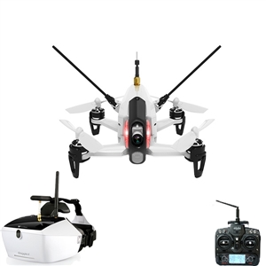 Walkera Rodeo 150 with DEVO 7 Racing 3D Edition RC Quadcopter RTF 2.4GHz (With 600TVL Camera/battery/charger/Goggle 4 glasses)