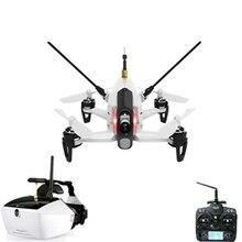 Rodeo 150 con DEVO 7 Racing 3D Edición Walkera RC Quadcopter RTF 2.4 GHz (Con 600TVL Cámara/batería/cargador/Gafas 4 gafas)