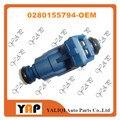 NOVO Injector De Combustível (4) PARA CABER CITROENPEUGEOT Saxo Xsara 206 306 Picasso Hatchback 1.5L 1.6L L4 0280155794 1994-2010