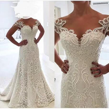 Tissu de dentelle perlé lourd en ivoire et noir, tissu de dentelle de perle haut de gamme cordon de perles tissu de dentelle de mariée pour la haute couture de mariée