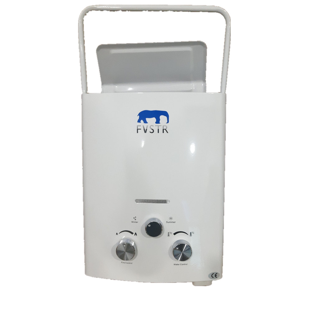 imediato aquecedor de água quente propano inoxidável