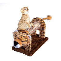 SOKOLTEC House For Cat Carding For Cats Scratcher Toys For Cats Sisal Scratching Post Pet Products Free Delivery From Moscow