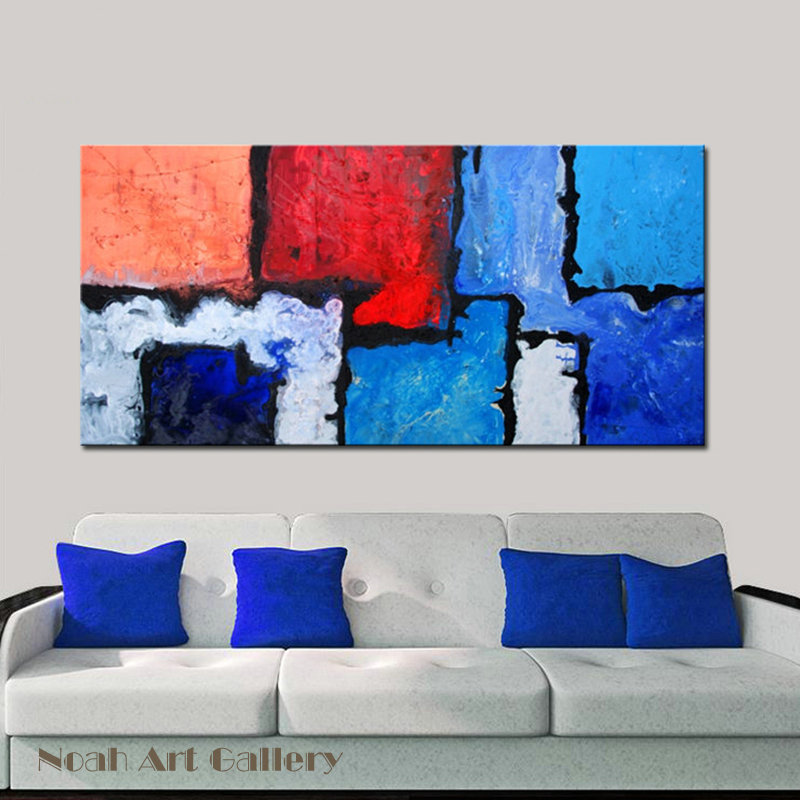 Hug Size Modern Simple Abstract Oil Painting Heavy Textures Canvas Painting Hand Painted Home Decor Painting Calligraphy Unframe