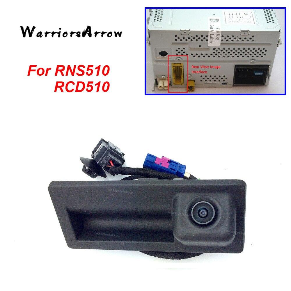 Aliexpress Com Buy Longate Rns510 Camera In Input: Aliexpress.com : Buy RCD510 RNS510 RGB Backup Camera Rear