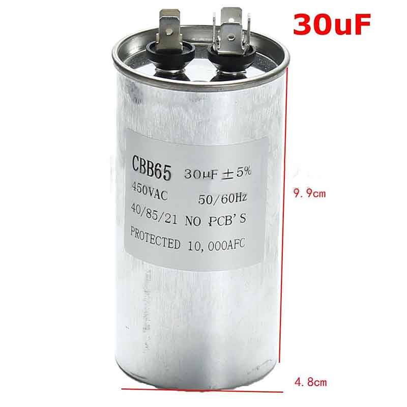Online Buy Wholesale Air Conditioner Capacitor From China