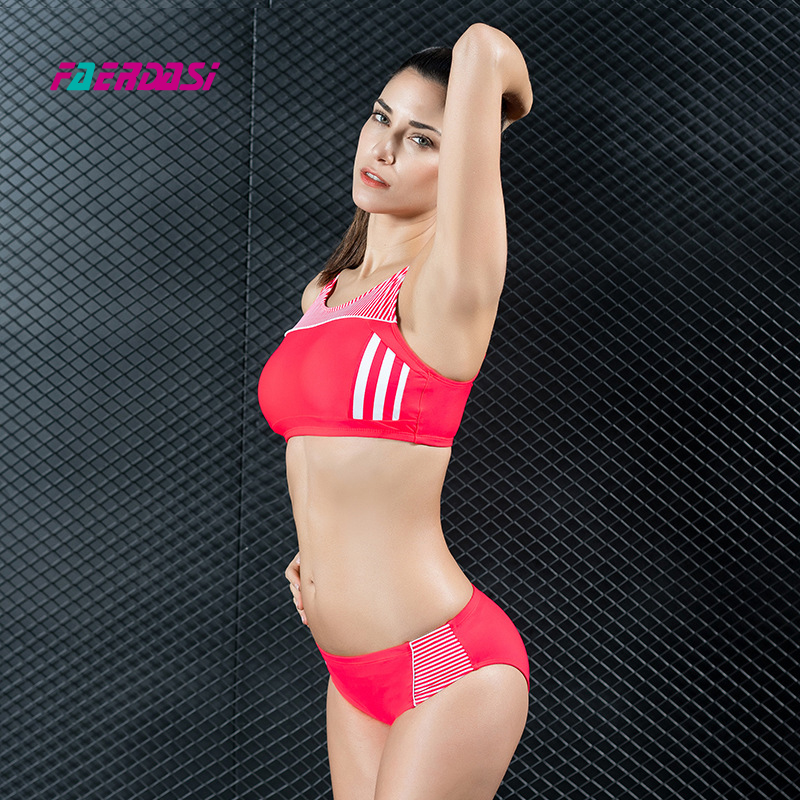 Faerdasi Sports Bikini set ქალთა - სპორტული ტანსაცმელი და აქსესუარები - ფოტო 2