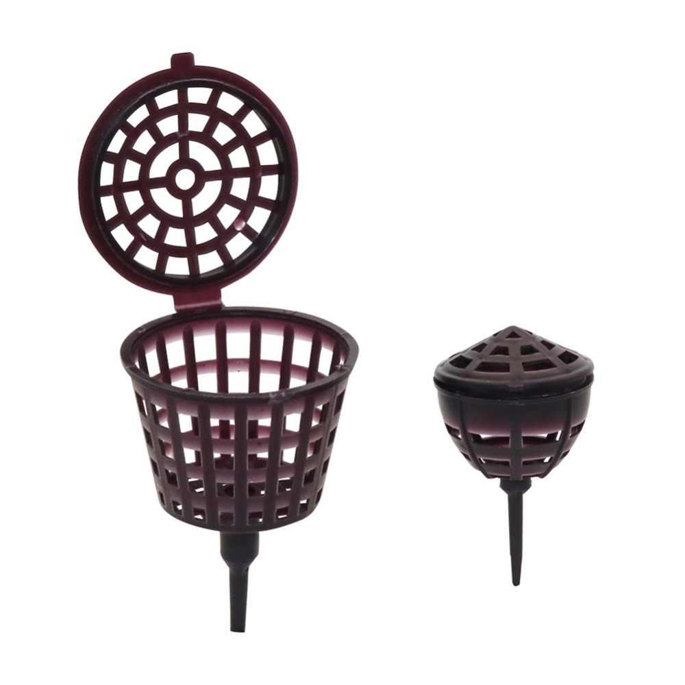 NEW 10 Pcs Big Size Orchid Fertilizer Bonsai Baskets Garden Flower Tool madeTFSU