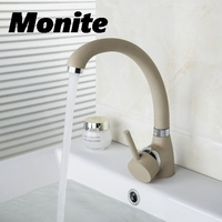 Faucet Kitchen Faucet Cozinha Torneira Polished Chrome Swivel Deck Mounted 92279 Single Hole Faucets Mixers Taps
