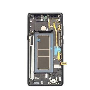 """Image 4 - جديد 6.3 """"لسامسونج غالاكسي نوت 8 LCD N950 N950F شاشة الكريستال السائل محول الأرقام بشاشة تعمل بلمس assamly استبدال أجزاء الإطار"""