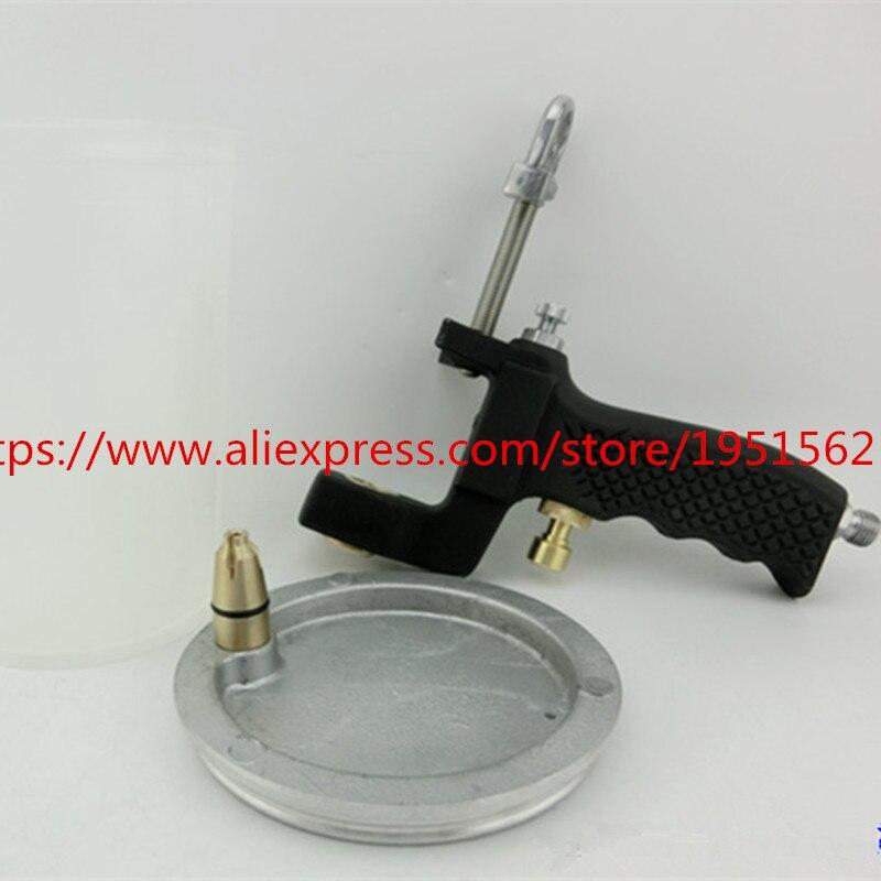 Купить с кэшбэком Resin Epoxy Gel Coat Spray Gun glass reinforced plastic Spray Gun  special Spray Gun  portable variable caliber Spray Gun
