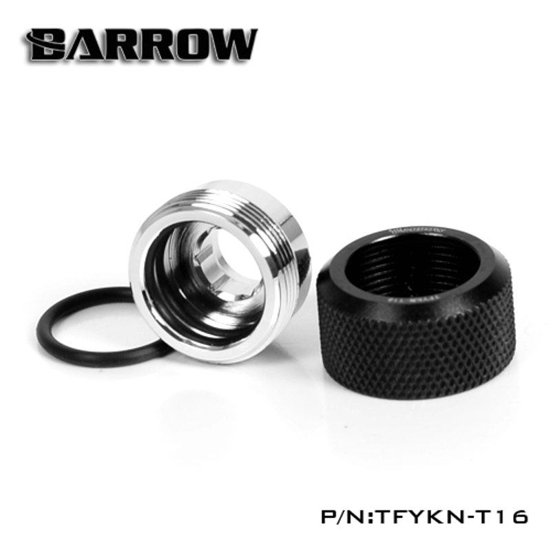 Barrow TFYKN-T14 OD14mm Choice Hard Tube Fittings G1/4 Adapters For OD14mm Hard Tubes Design Of Super Protection Science