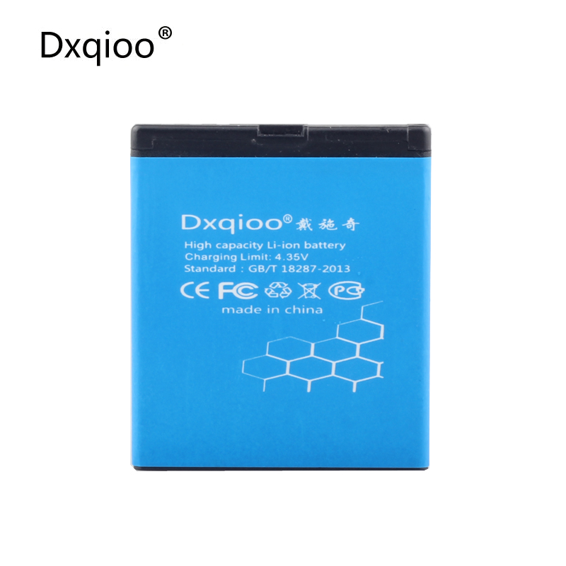 Dxqioo BL-5F Battery For <font><b>Nokia</b></font> N96 N95 N98 N93i 6290 <font><b>E65</b></font> 6290 6210s 6210 C5-01 BL5F BL 5F Mobile <font><b>Phone</b></font> batteries