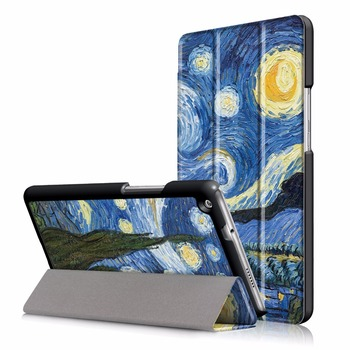 Case for Huawei Mediapad M3 Lite 8 CPN-W09 CPN-AL00 Tablet protective cover skin huawei mediapad youth lite