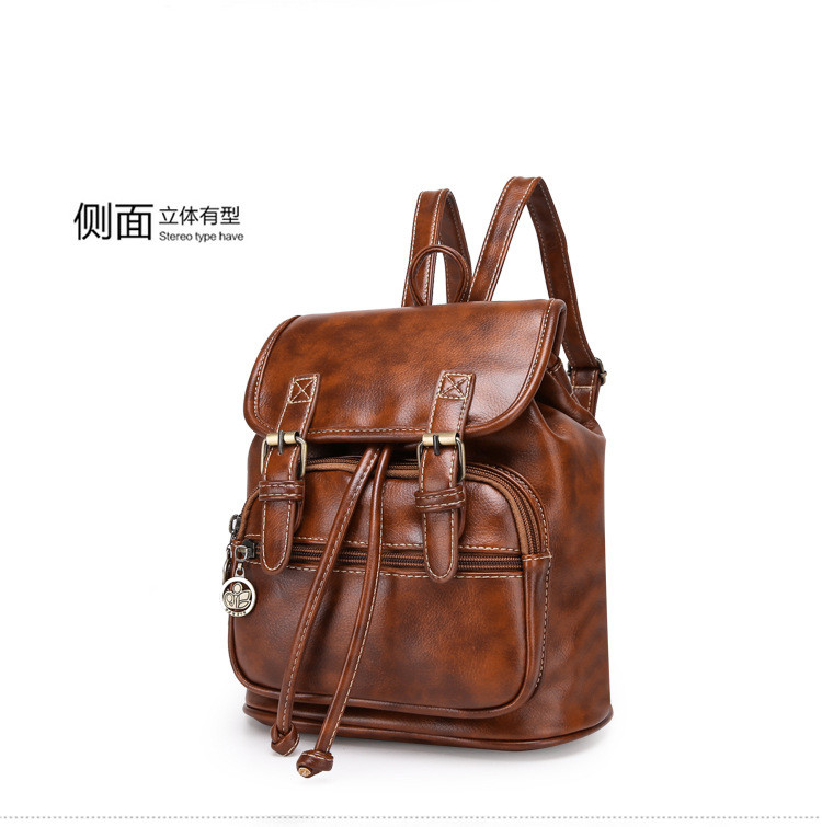 Cheap fashion women backpack
