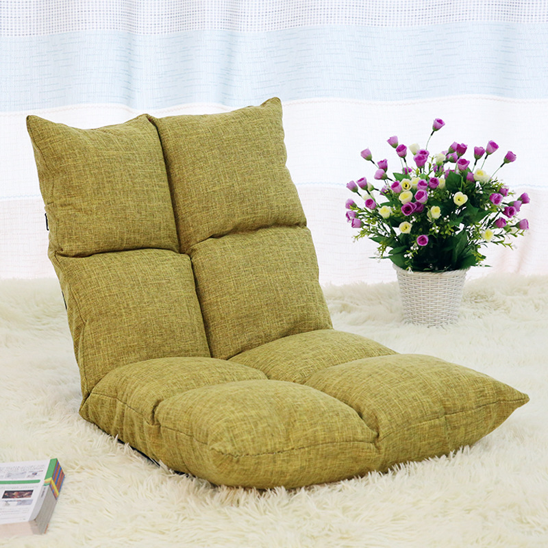 Floor Chair Bed Living Room Furniture Lazy Couch Modern Single Sofa