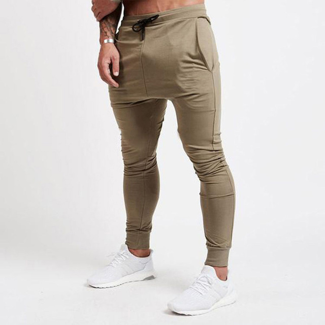 2019 Pants Men Brand Gyms Men Joggers Sweatpants Trousers Men Pantalon Homme Jogger Hombre Streetwear Men Pants 5