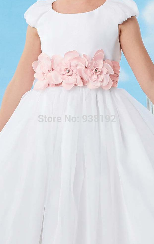 Plus Size Flower Girl Dresses Infants Easter Belk Jordan Dress Scoop
