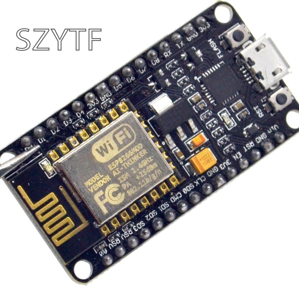 V3 беспроводной модуль CP2102 ch340 NodeMcu 4M байт Lua wifi Интернет вещей макетная плата на основе ESP8266 ESP-12E для arduino