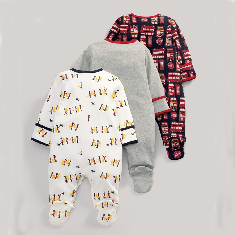 HTB1Z3k4XLNNTKJjSspkq6yeWFXaj - 3pcs Newborn Baby Girl rompers Cotton Baby clothes Children's Fashion vetement enfant fille Kid Winter Jumpsuit Boy Baby Apparel