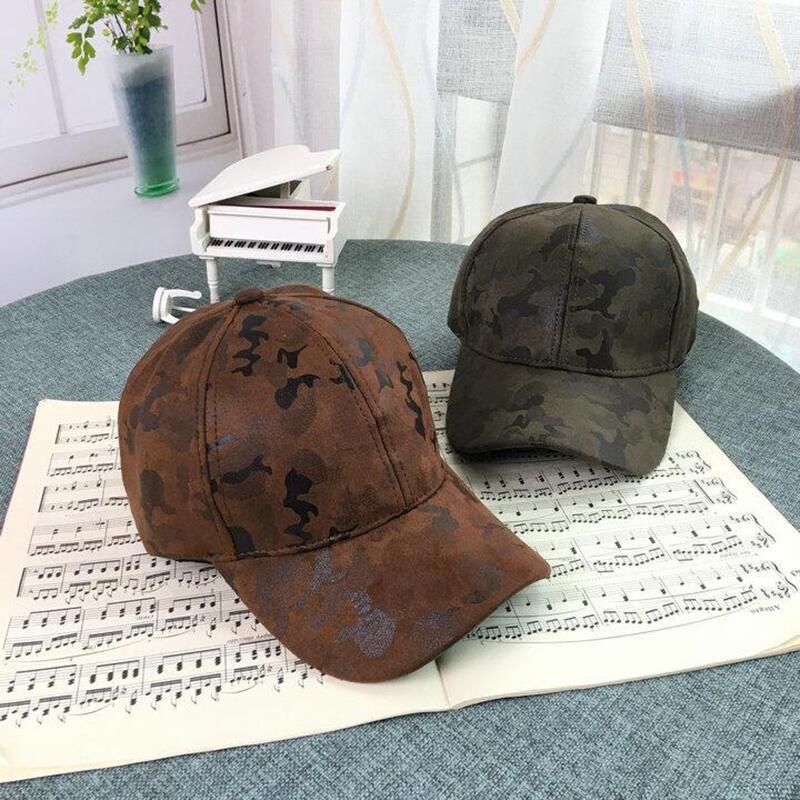 Gorra de béisbol para mujer Camuflaje Hombres Gorras Snapback - Accesorios para la ropa - foto 6